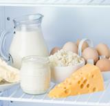 cheese-wedges-milk-eggs