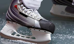 hockey-skates-on-ice
