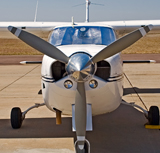 close-up-of-propellor-on-small-airplaine