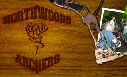 northwoods-archers-logo-burned-into-wood-background