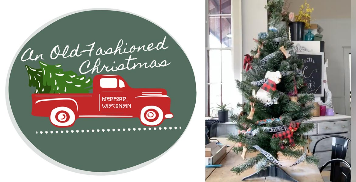 old-red-pick-up-with-christmas-tree-decorated-christmas-tree